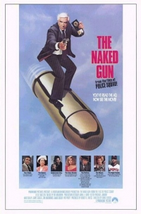 постер Голый пистолет / The Naked Gun: From the Files of Police Squad!;