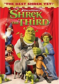 постер Шрек 3 / Shrek the Third;