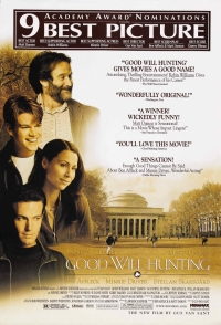 постер Умница Уилл Хантинг / Good Will Hunting;