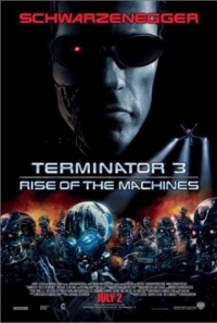 постер Терминатор 3 - от Держиморда (Восстание нацистов) / Terminator 3: Rise of the Machines;