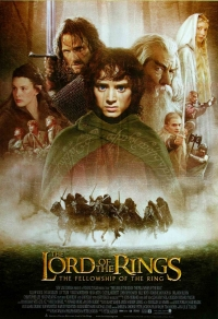 постер Властелин колец: Братство кольца / The Lord of the Rings: The Fellowship of the Ring;