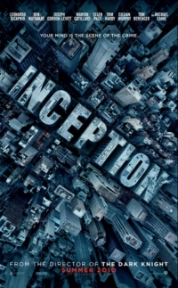 постер Начало / Inception;