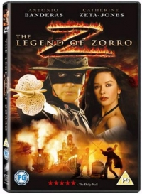 постер Легенда Зорро / Legend of Zorro, The;
